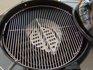 Shiny Clean Grill